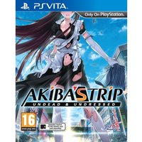 Akibas Trip Undead & Undressed PS Vita Game