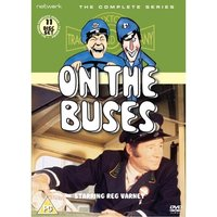 On the Buses The Complete Series DVD