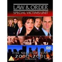 Law & Order: Special Victims Unit - Season 2 - Complete [2000] [DVD] [DVD]