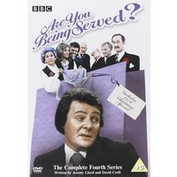 Are You Being Served? - Series 4 DVD
