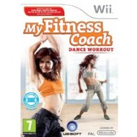Ex-Display My Fitness Coach Dance Workout Game