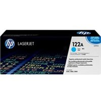 HP Q3961A (122A) Toner cyan, 4K pages @ 5% coverage