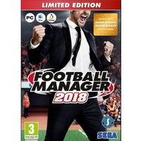Football Manager 2018 Limited Edition PC & MAC & Linux Game