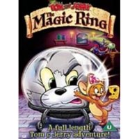 Tom and Jerry Magic Ring DVD