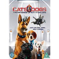 Cats & Dogs: The Revenge of Kitty Galore DVD