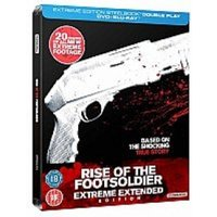 Rise Of The Footsoldier Limited Extreme Extended Edition Steelbook Blu-ray & DVD
