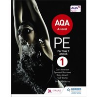 AQA A-level PE Book 1 : For A-level year 1 and AS