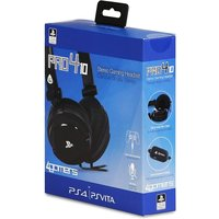 '4gamers Stereo Gaming Headset Dual Format  Ps4 & Ps Vita [used - Good]