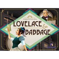 Lovelace & Babbage Board Game (Standard English Edition)