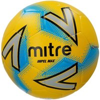 Mitre Impel Max Yellow Training Ball Size 5