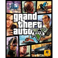 Ex-Display Grand Theft Auto GTA V (Five 5) Game