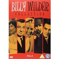 Billy Wilder Collection - Volume 2 - The Apartment / The Seven Year Itch / Witness For The Prosecution / The Fortune Cookie /...