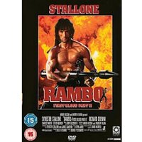 Rambo First Blood Part 2 DVD