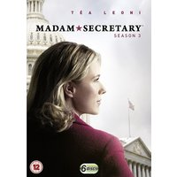 Madam Secretary: Season 3 DVD