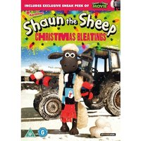 Shaun The Sheep Christmas Bleatings DVD