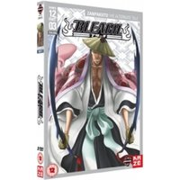 Bleach Series 12 Part 3 Zanpakuto The Alternate Tale Episodes 254-265 DVD