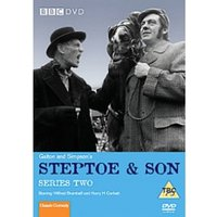 Steptoe And Son - Series 2 Rental DVD