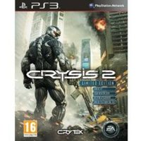 Crysis 2 II Limited Edition Game
