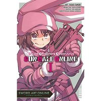 Sword Art Online Alternative Gun Gale: Volume 1