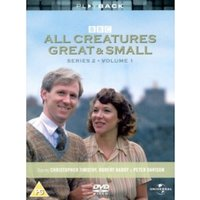 All Creatures Great And Small: Series 2 - Part 1 DVD