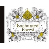 Enchanted Forest : 20 Postcards