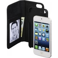 Hama 2in1 Booklet Case for Apple iPhone 5/5s/SE, black