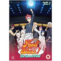 Food Wars! Season 2 (Episodes 1-13) DVD
