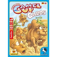 Camel Up Game Cards