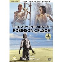 The Adventures of Robinson Crusoe The Complete Series DVD