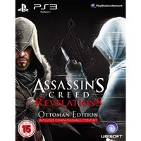Assassin's Creed Revelations Ottoman Edition PS3 Game