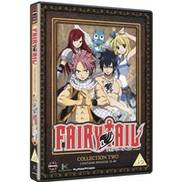 Fairy Tail Collection 2 Episodes 25-48 DVD