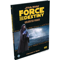 Star Wars: Force and Destiny - Unlimited Power: A Sourcebook for Mystics Board Game