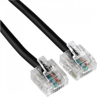 ISDN Connection Cable 8p4c modular plug - 8p4c modular plug (3m)