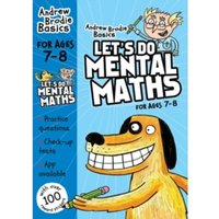 Let's Do Mental Maths for Ages 7-8 by Andrew Brodie (Paperback, 2013)