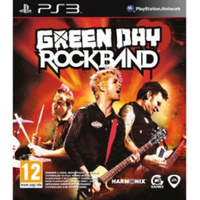 Rock Band Green Day Solus Game