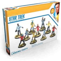 Star Trek Adventures RPG The Original Series Landing Party 32mm Miniatures