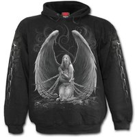 Captive Spirits Men's XX-Large Hoodie - Black