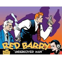 Red Barry: Undercover Man, Volume 1