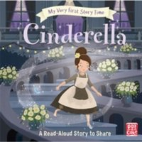 My Very First Story Time: Cinderella : Fairy Tale with picture glossary and an activity