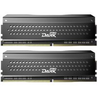Team Group Dark Pro 8GB (2x4GB) DDR4 PC4-24000C15 3000MHz Dual Channel Kit Black/Grey (TDPGD48G3000HC15ADC01)