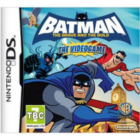 Batman Brave and & The Bold Game