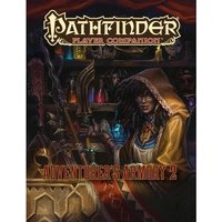 Pathfinder Player Companion: Adventurer%u2019s Armory 2