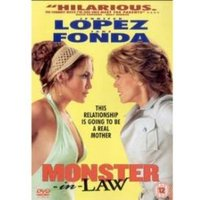 Monster In Law DVD