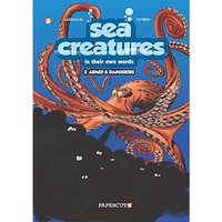Sea Creatures 2: Armed & Dangerous Hardcover