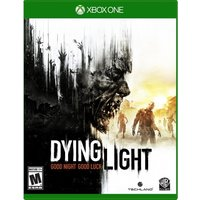 Dying Light Game Xbox One