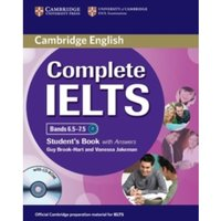 Complete IELTS Bands 6.5-7.5 Student's Book with Answers with CD-ROM by Vanessa Jakeman, Guy Brook-Hart (Mixed media product,...