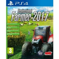 Professional Farmer 2017 PS4 Game