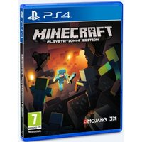 PS4 - Minecraft PlayStation 4 Edition Box