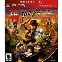 Lego Indiana Jones 2 The Adventure Continues (Greatest Hits) Game