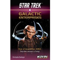 Star Trek: Galactic Enterprises Board Game